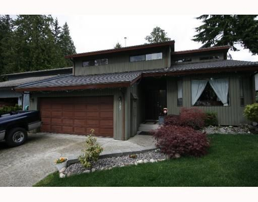 Main Photo: 1707 Heather Pl in Port Moody: Mountain Meadows Home for sale ()  : MLS®# V765080