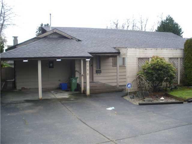 Main Photo: 5080 WILLIAMS ROAD in : Steveston North House for sale : MLS®# V1043271