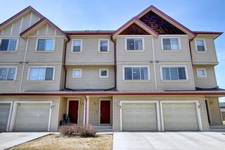 Main Photo: 43 Copperfield Court SE in Calgary: Copperfield Row/Townhouse for sale : MLS®# A1094142