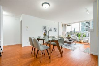 """Photo 7: 706 2088 MADISON Avenue in Burnaby: Brentwood Park Condo for sale in """"Fresco Renaissance Towers"""" (Burnaby North)  : MLS®# R2570542"""