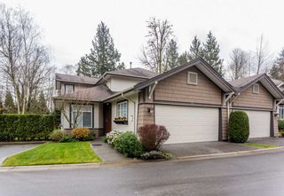 "Photo 1: 12 8588 168A Street in Surrey: Fleetwood Tynehead Townhouse for sale in ""BROOKSTONE"" : MLS®# R2043837"