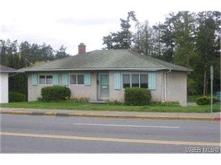 Photo 1:  in VICTORIA: Es Kinsmen Park House for sale (Esquimalt)  : MLS®# 363888