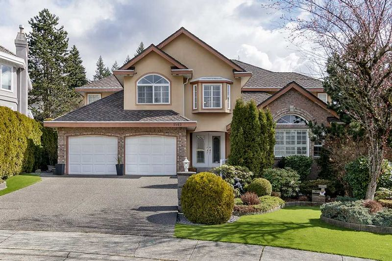 FEATURED LISTING: 1563 LODGEPOLE Place Coquitlam