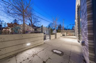 Photo 47: 101 301 10 Street NW in Calgary: Hillhurst Apartment for sale : MLS®# A1124211