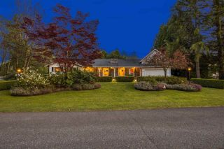 """Photo 1: 24388 46A Avenue in Langley: Salmon River House for sale in """"Strawberry Hills"""" : MLS®# R2574788"""