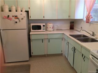 Photo 3: 595 Adsum Drive in WINNIPEG: Maples / Tyndall Park Condominium for sale (North West Winnipeg)  : MLS®# 1514230