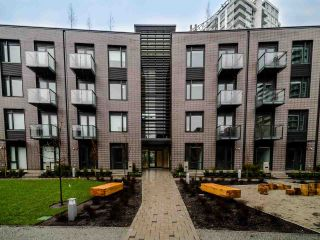 """Photo 1: M408 5681 BIRNEY Avenue in Vancouver: University VW Condo for sale in """"IVY ON THE PARK"""" (Vancouver West)  : MLS®# R2535017"""