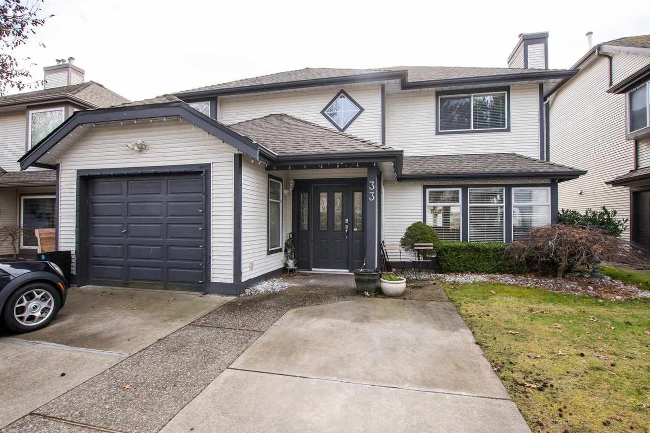 """Main Photo: 33 4756 62 Street in Delta: Holly House for sale in """"ASHLEY GREEN"""" (Ladner)  : MLS®# R2543522"""