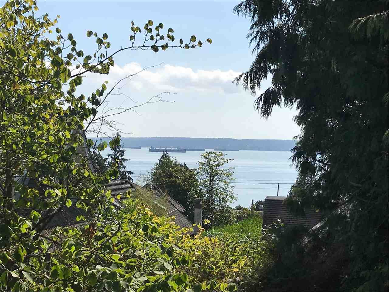Current corridor views to English Bay