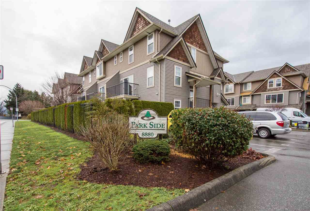 "Main Photo: 18 8880 NOWELL Street in Chilliwack: Chilliwack E Young-Yale Condo for sale in ""PARKSIDE"" : MLS®# R2522216"