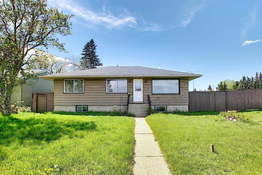 Main Photo: 1615 20A Street NW in Calgary: Hounsfield Heights/Briar Hill Detached for sale : MLS®# A1144525
