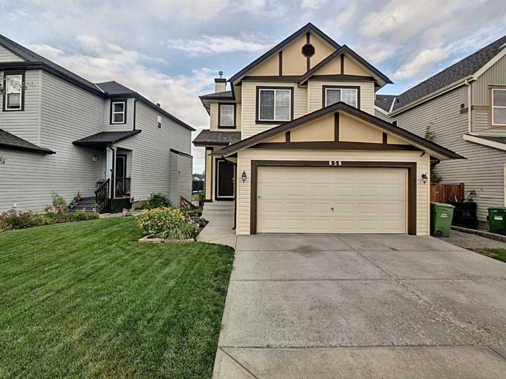 Main Photo: 656 Copperfield Boulevard SE in Calgary: Copperfield Detached for sale : MLS®# A1143747