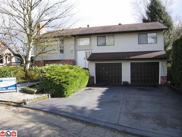 """Main Photo: 3522 MIERAU Court in Abbotsford: Abbotsford East House for sale in """"Dr. Thomas Swift"""" : MLS®# F1105641"""