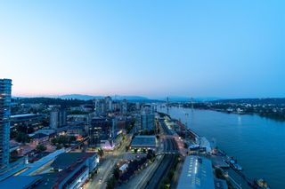 Photo 2: 2902 908 QUAYSIDE DRIVE in New Westminster: Quay Condo for sale : MLS®# R2597889