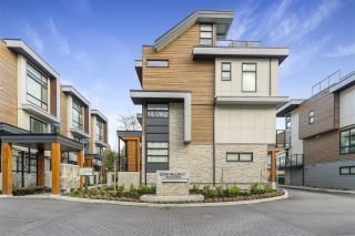 "Photo 2: 16 856 ORWELL Street in North Vancouver: Lynnmour Townhouse for sale in ""CONTINUUM at Nature's Edge"" : MLS®# R2555347"