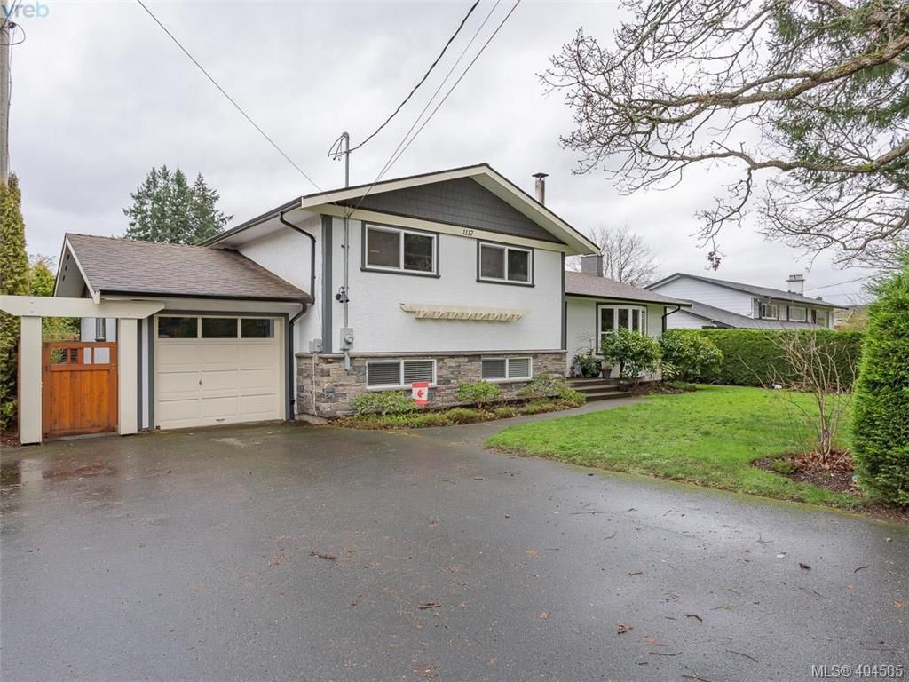 Main Photo: 1117 Clarke Rd in BRENTWOOD BAY: CS Brentwood Bay House for sale (Central Saanich)  : MLS®# 803939