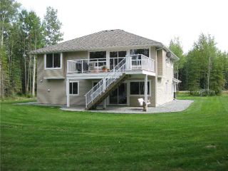 Photo 5: 12965 HOMESTEAD RD in Prince George: Hobby Ranches House for sale (PG Rural North (Zone 76))  : MLS®# N200844