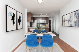 """Photo 1: 2008 938 SMITHE Street in Vancouver: Downtown VW Condo for sale in """"Electric Avenue"""" (Vancouver West)  : MLS®# R2526507"""