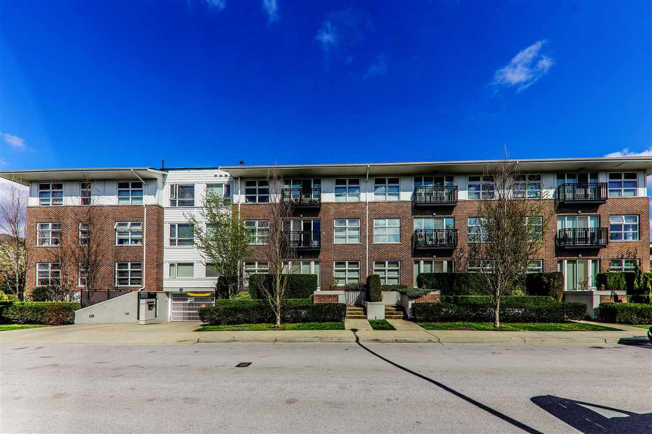 """Main Photo: 310 245 BROOKES Street in New Westminster: Queensborough Condo for sale in """"Duo A @ Port Royal"""" : MLS®# R2388839"""