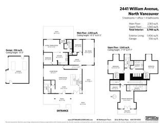 Photo 34: 2441 WILLIAM Avenue in North Vancouver: Lynn Valley House for sale : MLS®# R2592347
