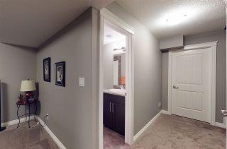 Photo 34: 17518 13 Avenue in Edmonton: Zone 56 House Half Duplex for sale : MLS®# E4227830