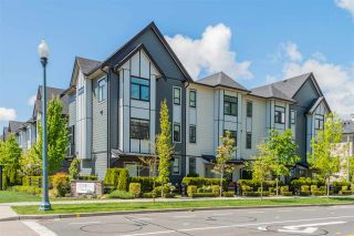 """Photo 1: 38 2427 164 Street in Surrey: Grandview Surrey Townhouse for sale in """"The Smith"""" (South Surrey White Rock)  : MLS®# R2576199"""