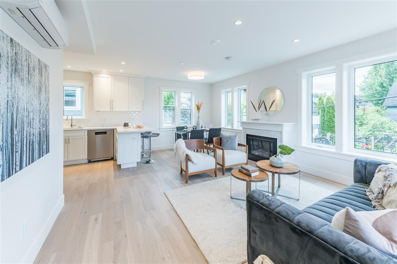"""Main Photo: 1725 COTTON Drive in Vancouver: Grandview Woodland 1/2 Duplex for sale in """"Commercial Drive"""" (Vancouver East)  : MLS®# R2549179"""