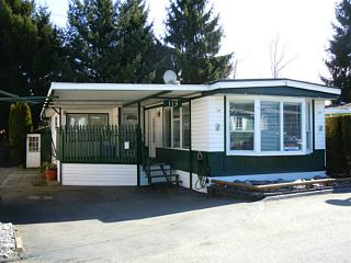 "Photo 1: 119 15875 20TH Avenue in Surrey: King George Corridor Manufactured Home for sale in ""Searidge Bays"" (South Surrey White Rock)  : MLS®# F1430914"