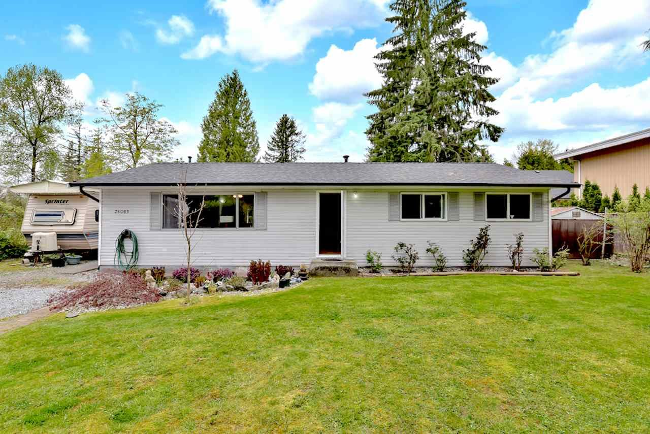 Main Photo: 26083 DEWDNEY TRUNK Road in Maple Ridge: Websters Corners House for sale : MLS®# R2572286