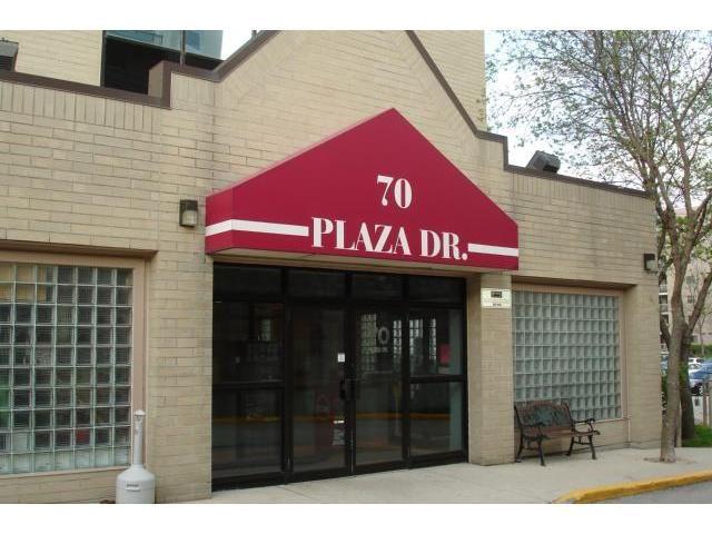 Main Photo: 70 Plaza Drive in WINNIPEG: Fort Garry / Whyte Ridge / St Norbert Condominium for sale (South Winnipeg)  : MLS®# 1122419