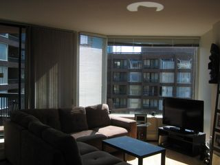 Photo 3: 815 1330 BURRARD Street in Vancouver West: Home for sale : MLS®# V948363