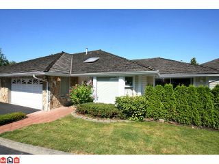 """Photo 1: 25 21746 52ND Avenue in Langley: Murrayville Townhouse for sale in """"Glenwood"""" : MLS®# F1121585"""