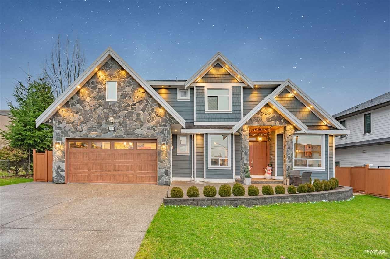 Main Photo: 16049 90 Avenue in Surrey: Fleetwood Tynehead House for sale : MLS®# R2523758