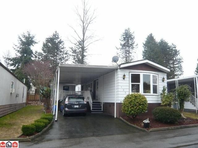 "Main Photo: 105 8224 134TH Street in Surrey: Queen Mary Park Surrey Manufactured Home for sale in ""WESTWOOD GATE"" : MLS®# F1105111"