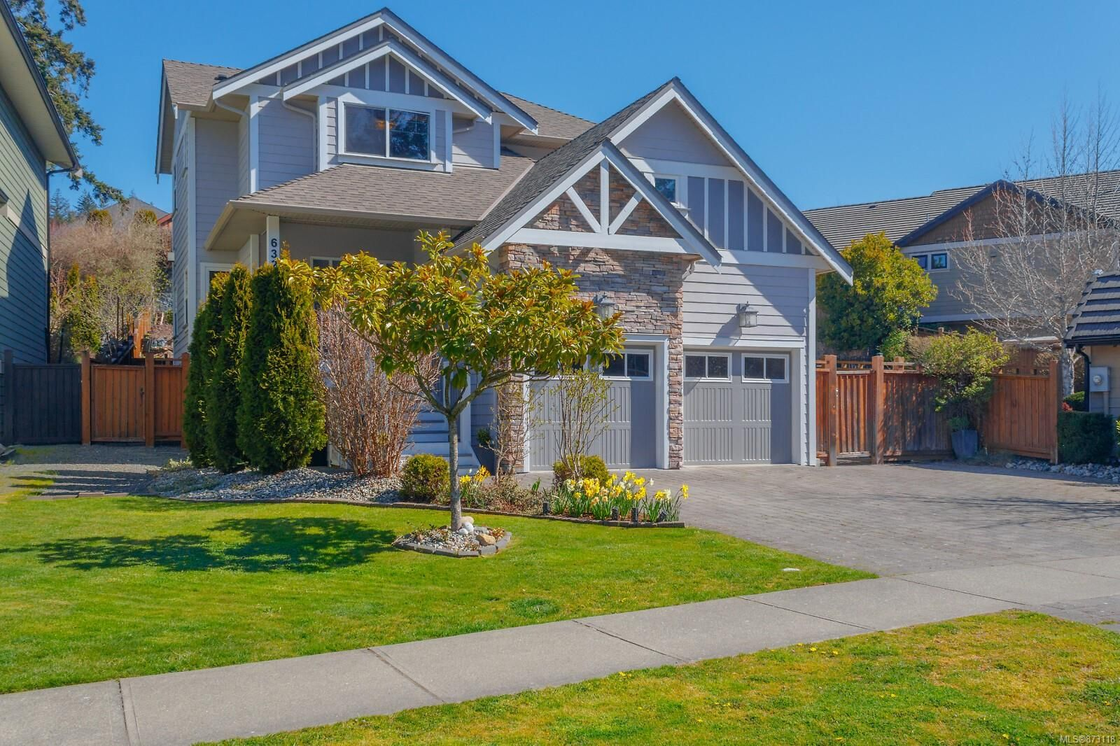 Main Photo: 632 Brookside Rd in : Co Latoria House for sale (Colwood)  : MLS®# 873118