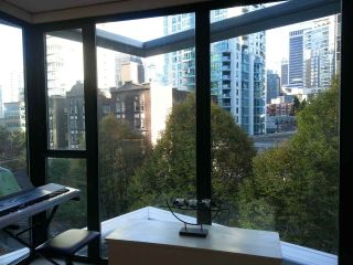 """Photo 6: 509 1331 W GEORGIA Street in Vancouver: Coal Harbour Condo for sale in """"THE POINTE"""" (Vancouver West)  : MLS®# R2431907"""
