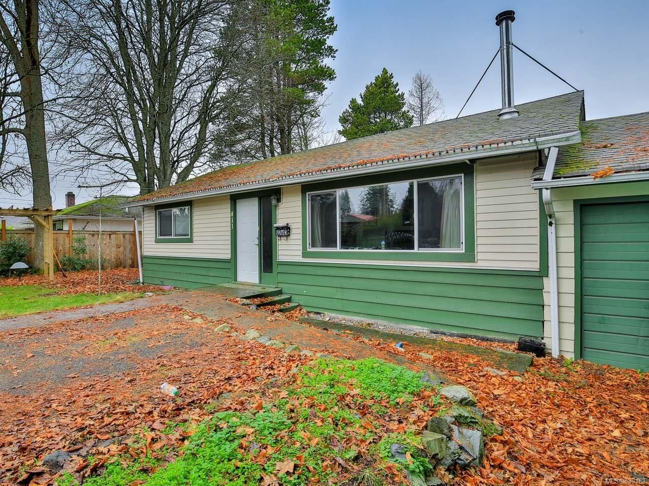 Main Photo: 411 Oak Ave in PARKSVILLE: PQ Parksville House for sale (Parksville/Qualicum)  : MLS®# 830162