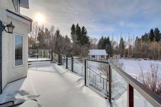 Photo 36: 63 BRYNMAUR Close: Rural Sturgeon County House for sale : MLS®# E4229586