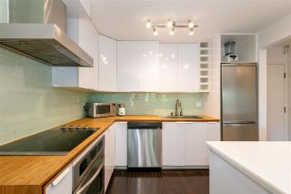 """Photo 2: 207 1551 W 11TH Avenue in Vancouver: Fairview VW Condo for sale in """"LABURNUM HEIGHTS"""" (Vancouver West)  : MLS®# R2594194"""
