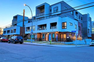Photo 3: 103 120 18 Avenue SW in Calgary: Mission Apartment for sale : MLS®# A1091728