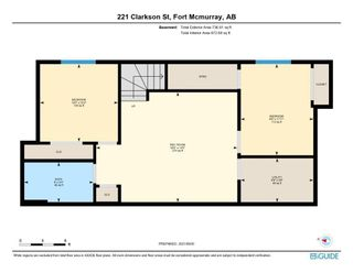 Photo 26: 221 Clarkson Street: Fort McMurray Semi Detached for sale : MLS®# A1150998