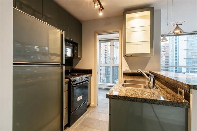 Photo 4: Photos: #1007 - 1068 HORNBY ST in VANCOUVER: Downtown VW Condo for sale (Vancouver East)  : MLS®# R2289814