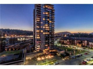 """Photo 1: 1809 660 NOOTKA Way in Port Moody: Port Moody Centre Condo for sale in """"NAHANNI"""" : MLS®# R2233672"""