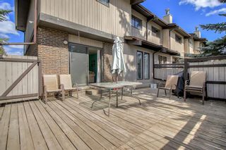 Photo 41: 25 2210 Oakmoor Drive SW in Calgary: Palliser Row/Townhouse for sale : MLS®# A1092657