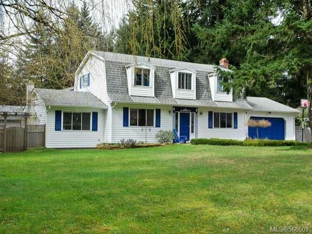 Main Photo: 5051 VENTURE ROAD in COURTENAY: Z2 Courtenay North House for sale (Zone 2 - Comox Valley)  : MLS®# 568609