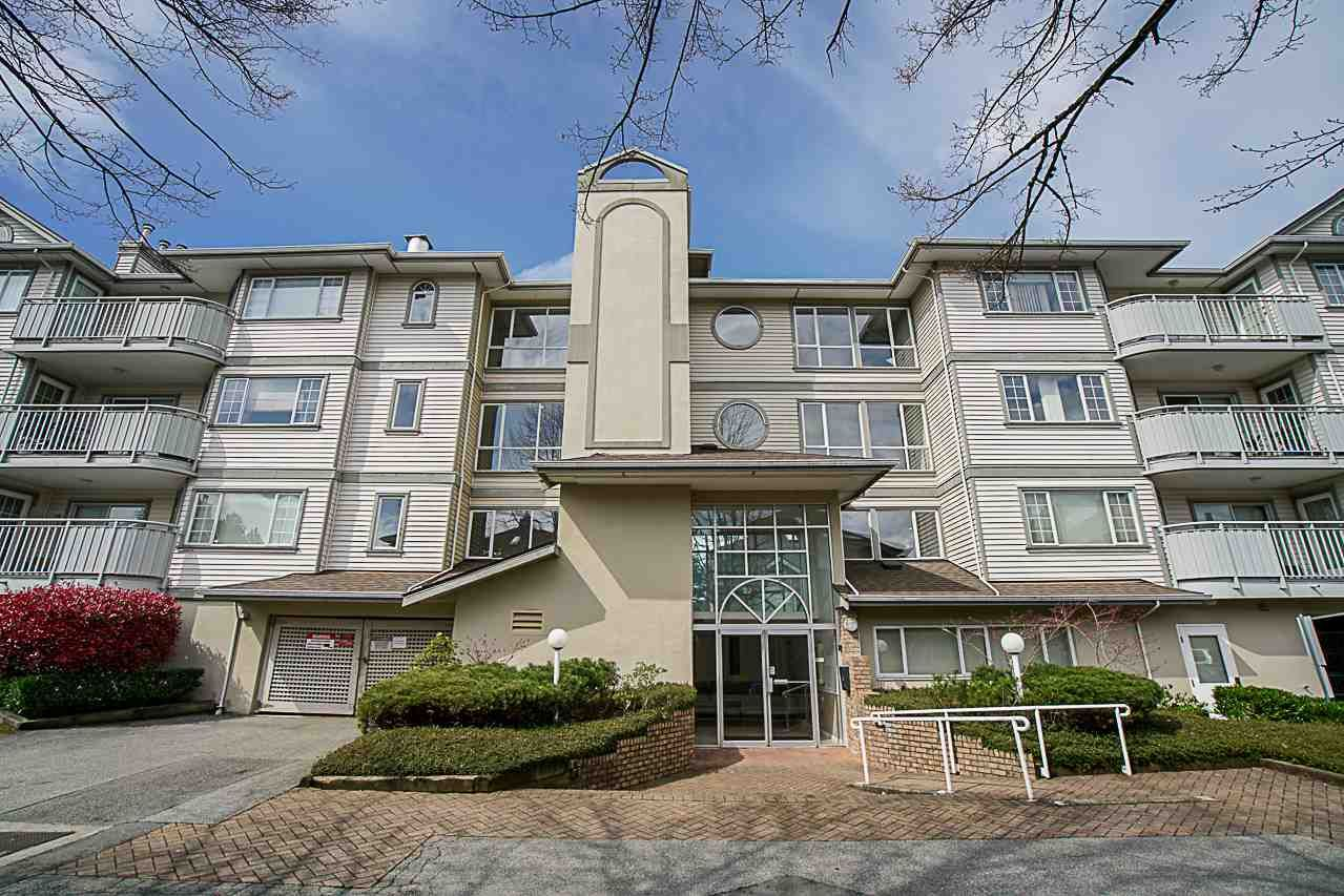 """Main Photo: 210 8120 BENNETT Road in Richmond: Brighouse South Condo for sale in """"CANAAN COURT"""" : MLS®# R2257366"""