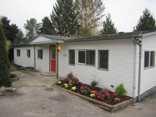 """Photo 1: 125 10221 WILSON Street in Mission: Stave Falls Manufactured Home for sale in """"TRIPLE CREEK ESTATES"""" : MLS®# R2007919"""