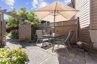 Photo 15: 18 251 W 14TH STREET in North Vancouver: Central Lonsdale Townhouse for sale : MLS®# R2483831