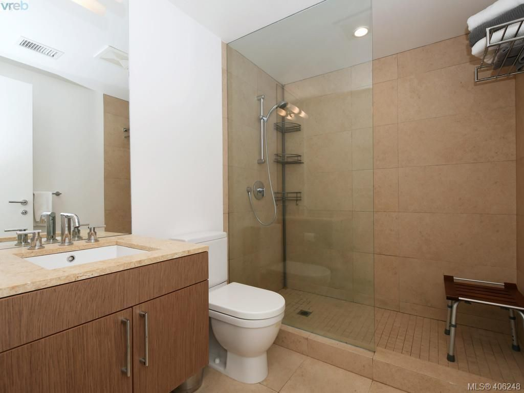 Photo 17: Photos: TH3 100 Saghalie Rd in VICTORIA: VW Songhees Row/Townhouse for sale (Victoria West)  : MLS®# 807394