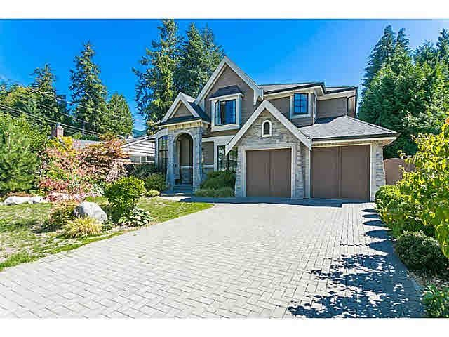 Main Photo: 3602 LORAINE Avenue in North Vancouver: Edgemont House for sale : MLS®# R2016617